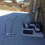Nedgravning af kloakrør, vandrør og varmeforsyning
