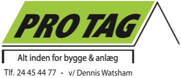 Pro Tag v/ Dennis Watsham – Algebehandling og gravearbejde